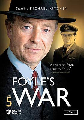 FOYLE'S WAR:SET 5 BY FOYLE'S WAR (DVD)